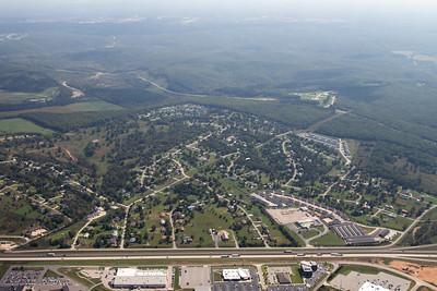 Waynesville Foresight Aerial