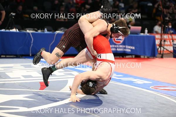 2020-2021 Wrestling Season--High School