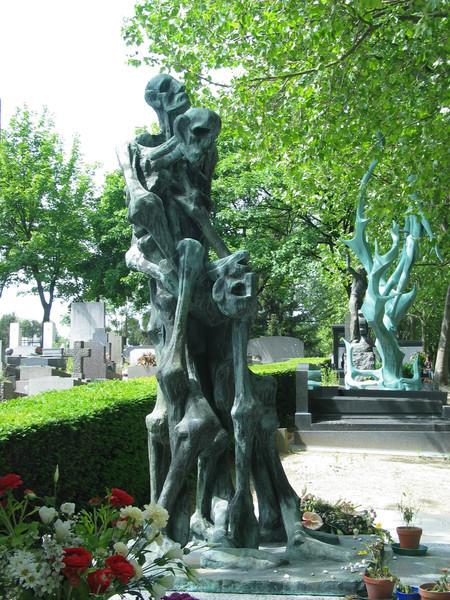 Buchenwald-Dora monument