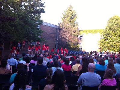40th Courtyard Show