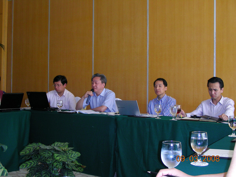 GLG Partners Retreat at Sanya - March 8, 9 2008.JPG