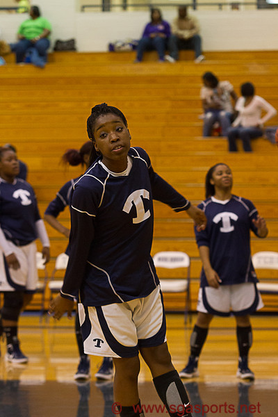 Tift Co. Lady Devils vs Bainbridge