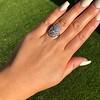 1.75ctw Edwardian Toi et Moi Old European Cut Diamond Ring  6