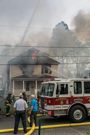11 Woodrow Ave Fire 5-5-2015
