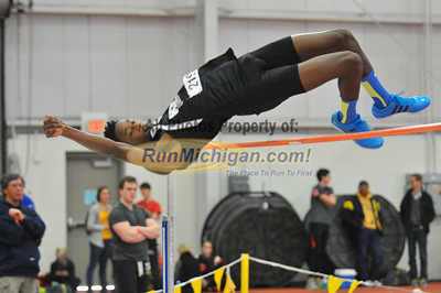 Boys' High Jump - 2014 MITS State Meet