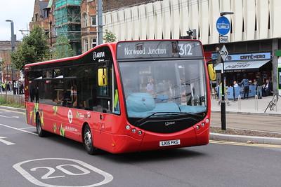 Arriva Bus Fleet
