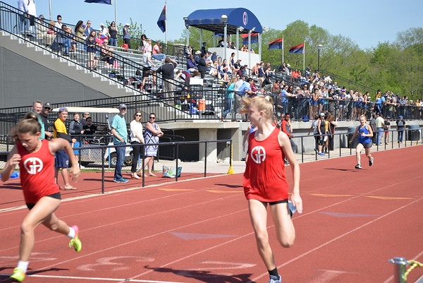 Middle School Track & Field: Inter-Ac League Championship