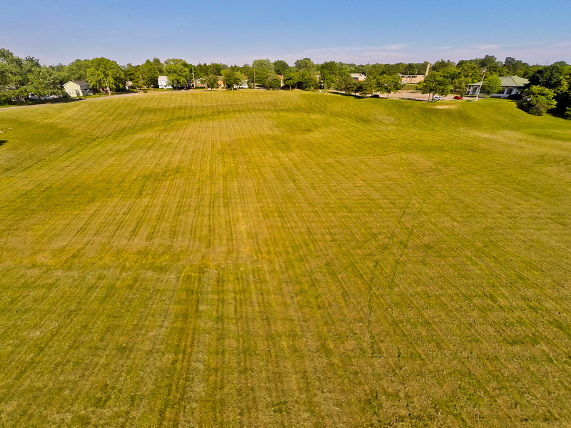 High-noon Summer at the Park 18 : Aerial Photography from Project Aerospace