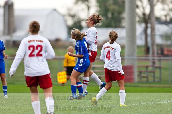 Girls Varsity Soccer v Bethany