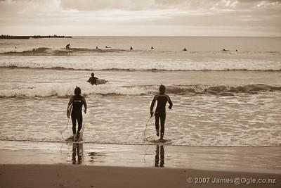 Lyal Bay Surfing