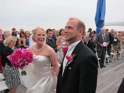 Brian and Lauren