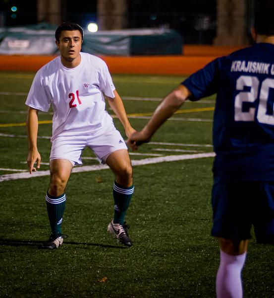 WUSTL JV vs Bosnian Men 2 - 2014