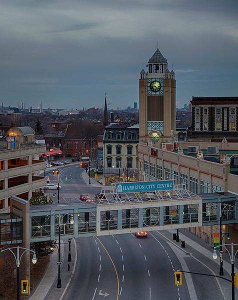 Hamilton Clock Tower @ City Centre