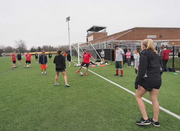 Women's Soccer Special Event Day