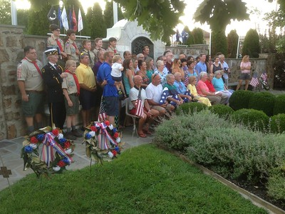 Radnor's 6 Domenick brothers who all served in World War II recognized at ceremony