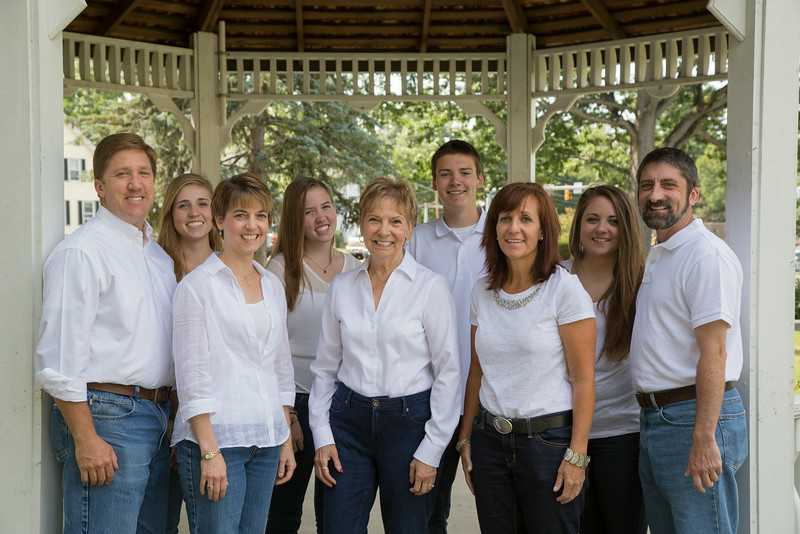 Louf Family 2014
