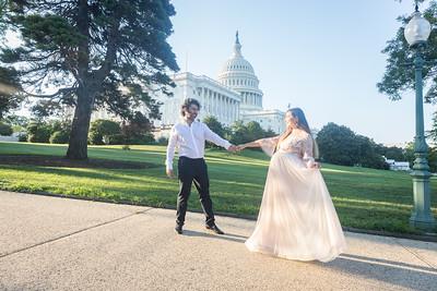 2020-08-05 Maryam & Yousif @ Grant Memorial