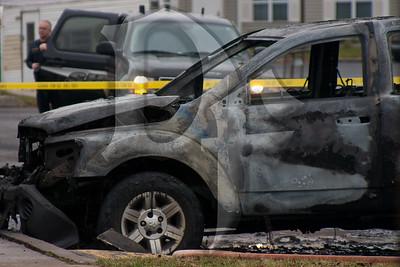 Vehicle Fire - Greece, NY 12/22/11