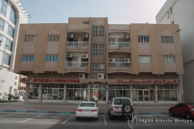UAE - Abu Dhabi: Tanker Mai district