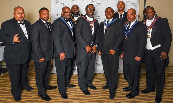 Prince Hall Grand Lodge Banquet 2019 - Photo booth