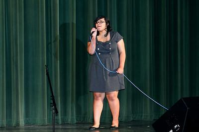 CHS Fall Choir Concert, Oct. 18, 2010