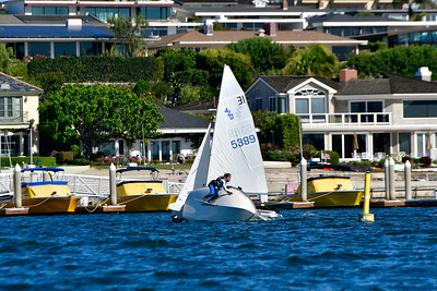 420 Practice Sailing January 20, 2018
