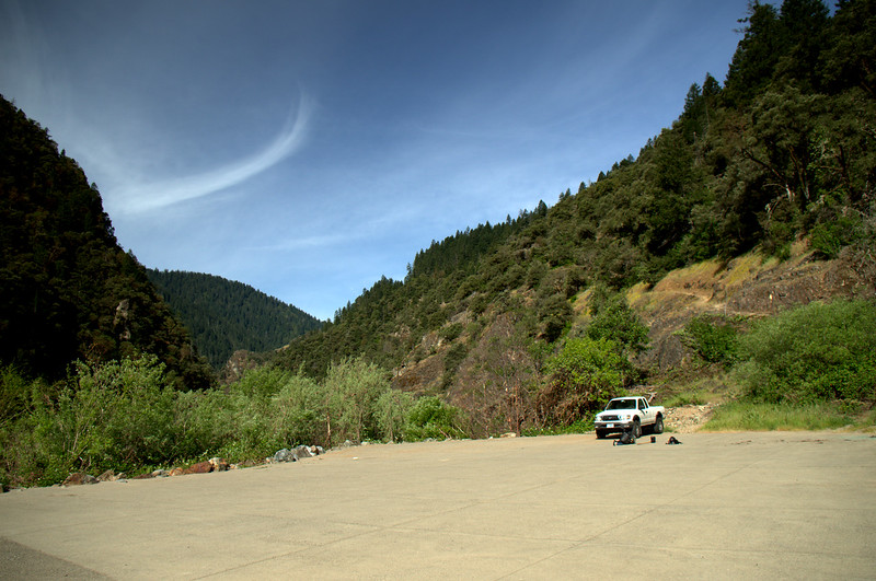 Rogue River Trail Oregon Grave Creek Foster Bar