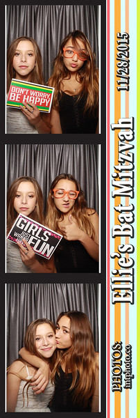 2015-11-28 Ellie's Bat Mitzvah