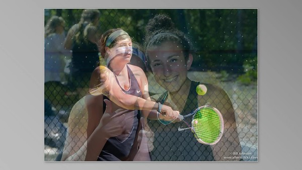 Nauset Girls Varsity Tennis Video Slideshow 2017