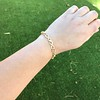 Vintage French Ruby & Diamond Serpent Bracelet 15