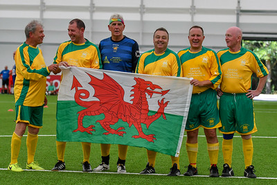 Game On Wales: Walking Football Tournament (20/07/18)