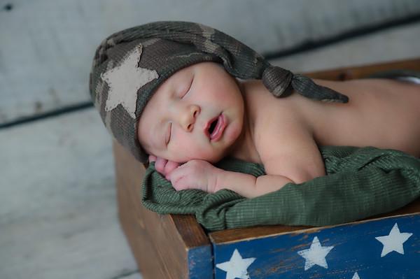 Baby Caleb M.