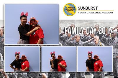 Sunburst Youth Academy Family Day