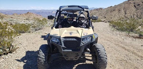 3/14/19 Eldorado Canyon Las Vegas ATV & Gold Mine