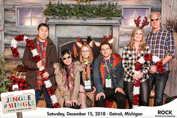Jingle Mingle Detroit 2018