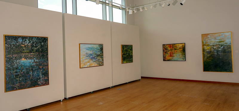 Chrys Riviere Blalock Exhibition