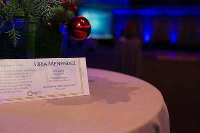 Uria-Menedez Navidad 2014