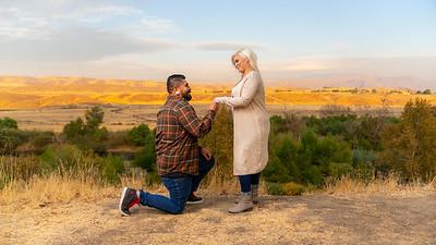 Amy &  Oseas Engagement