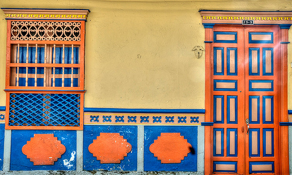 Old House Guatape