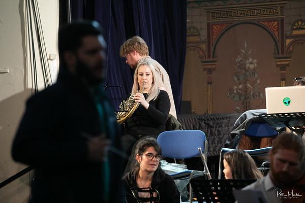 Cello Rehearsal April 2018
