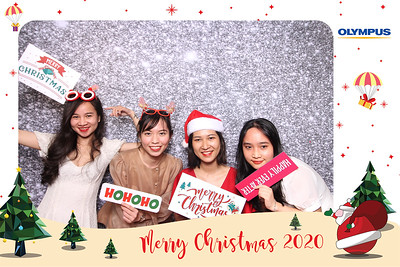 Event - Olympus Christmas Party