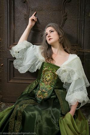 Lubica - Plague Costume
