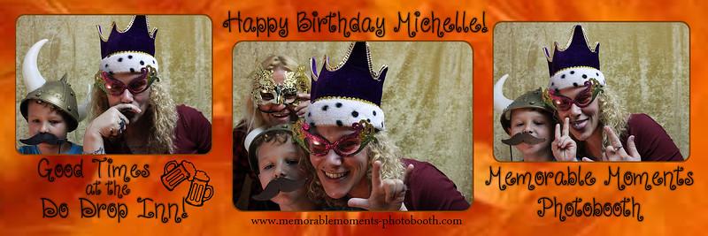 Michelle's Birthday - Do Drop Inn