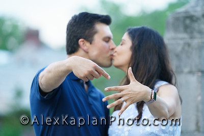 Verona Park, NJ Professional Engagement Photography