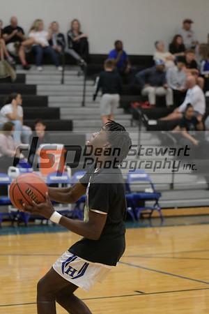 Boy's JV Basketball 1-18-20