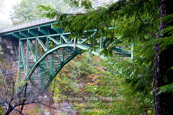 Quechee Gorge 100 Years