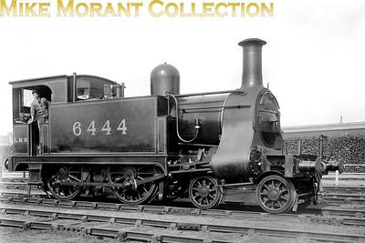 NLR locomotives