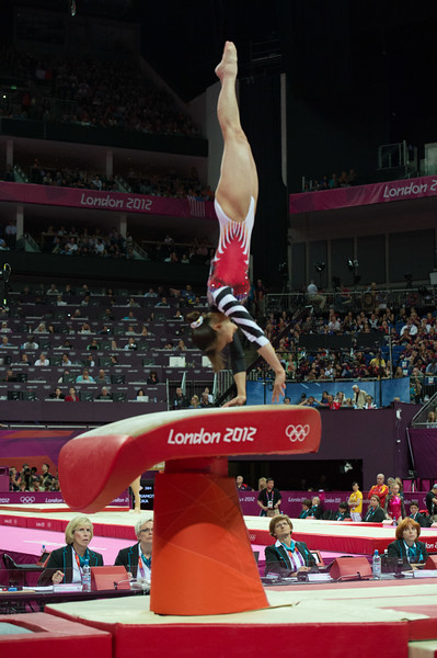 __02.08.2012_London Olympics_Photographer: Christian Valtanen_London_Olympics__02.08.2012__ND43407_final, gymnastics, women_Photo-ChristianValtanen