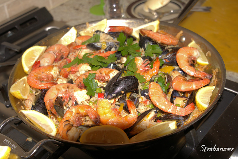 Reader's Digest Paella