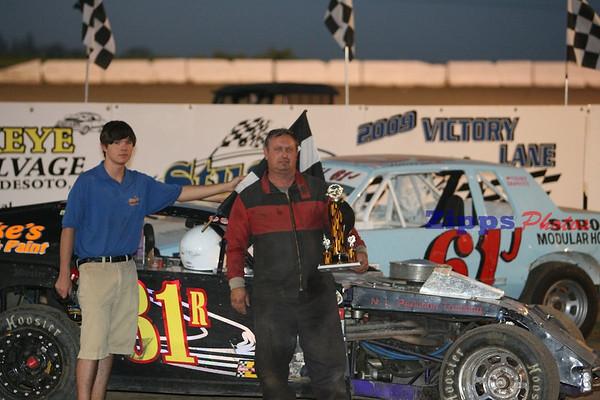 Stuart Speedway 6-21-09 John Wetzel Memorial